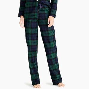 J. Crew Flannel Sleep Pajama Pants